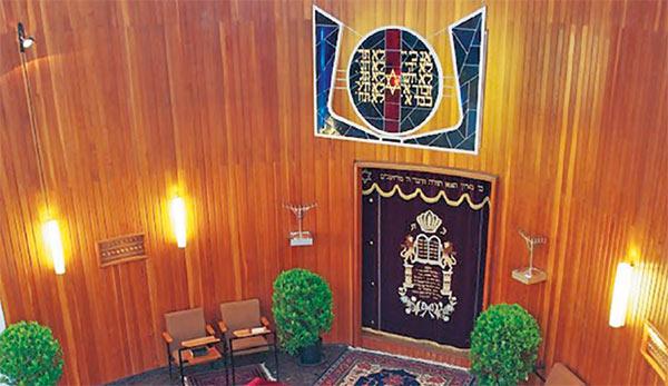 Besuch der Synagoge