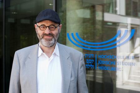 Vortrag und Gespräch mit Prof. Krochmalnik