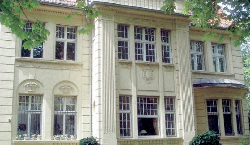 """Spuren jüdischen Lebens in Wiesbaden """"City Ost""""zwischen Bierstadter‐ und Frankfurter‐ / Lessingstraße"""