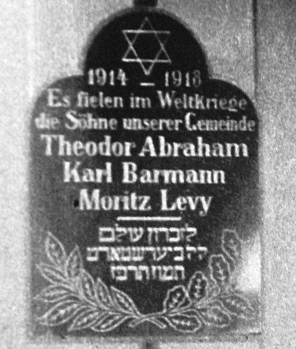 Spuren jüdischen Lebens in Bierstadt
