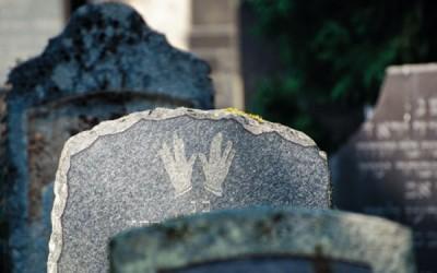 Führung über den jüdischen Friedhof Platter Straße