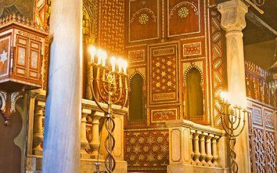"""""""Juden unter dem Halbmond"""" — Juden in Ägypten"""