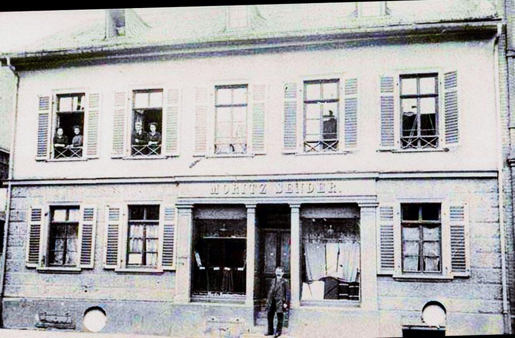 Rundgang — Spuren jüdischen Lebens in Biebrich