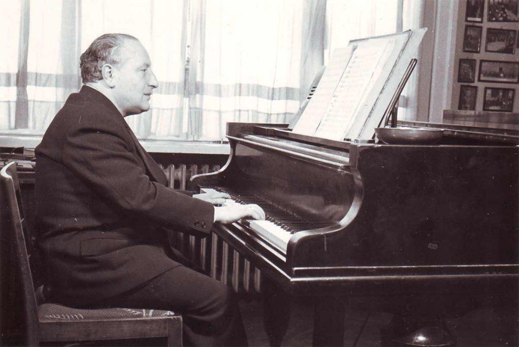 Pancho Vladigerov – Komponist aus Bulgarien