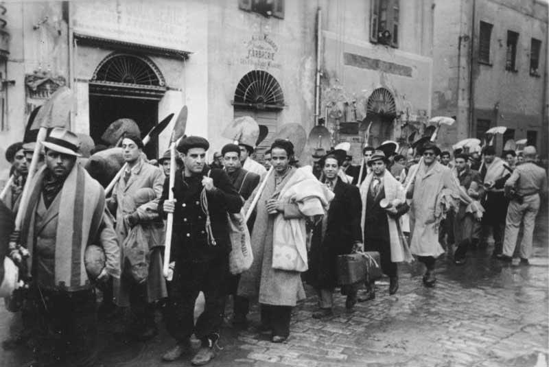 Juden in Nordafrika zur Zeit des Zweiten Weltkriegs